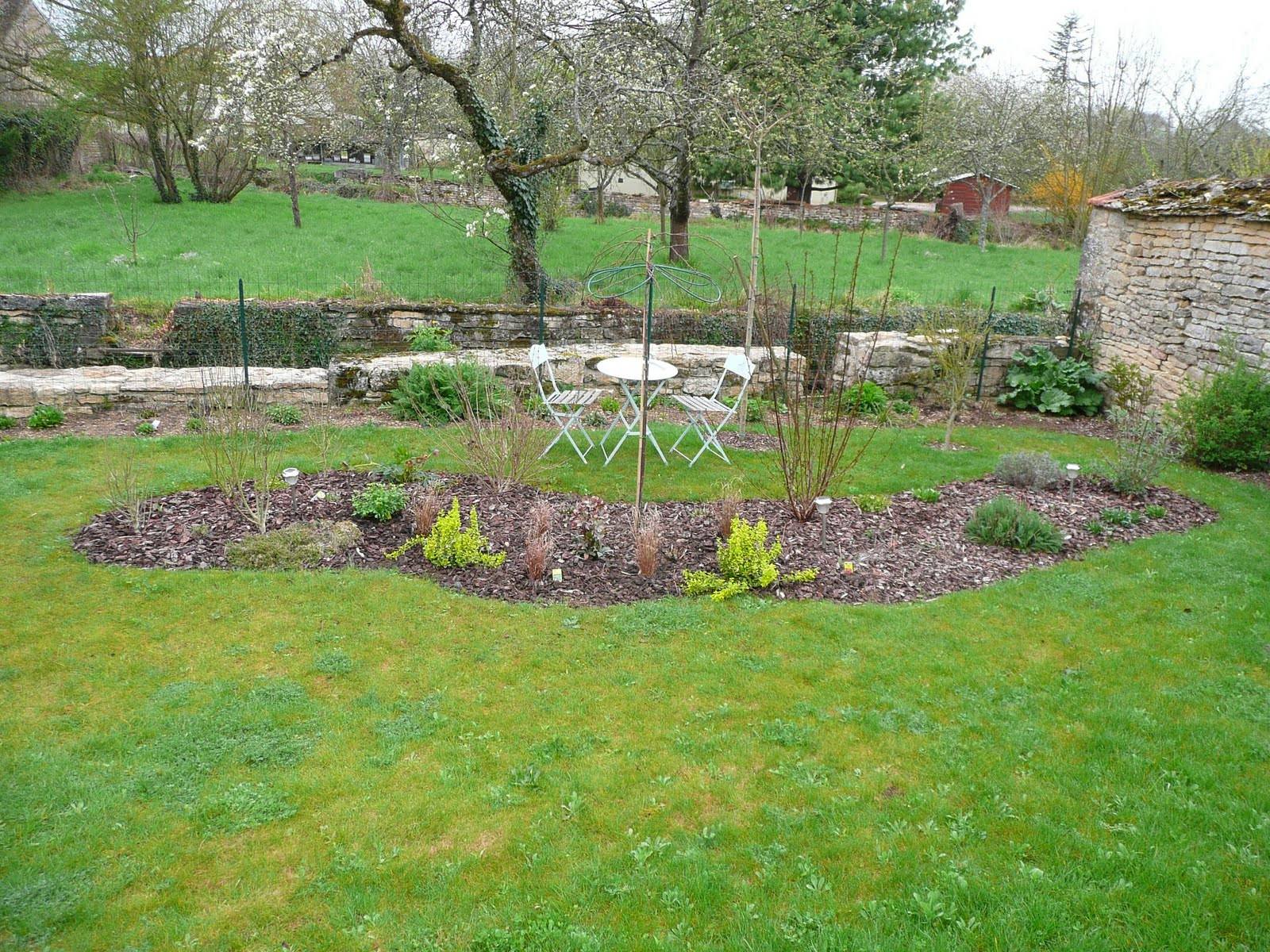 Notre jardin secret plantations for Plantations jardin