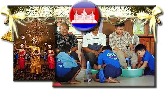 Ano Novo Camboja