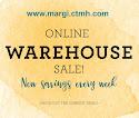 Bargain Alert!  Warehouse SALE!