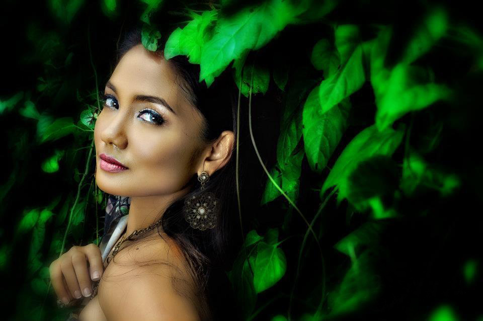 athena imperial,miss earth official photographs
