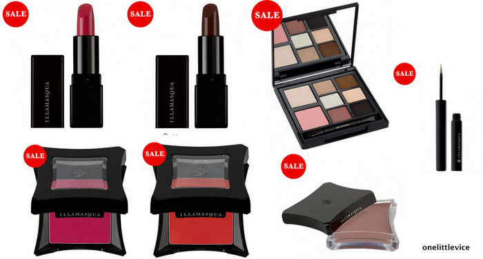 one little vice beauty blog: What to buy in the Illamasqua sale
