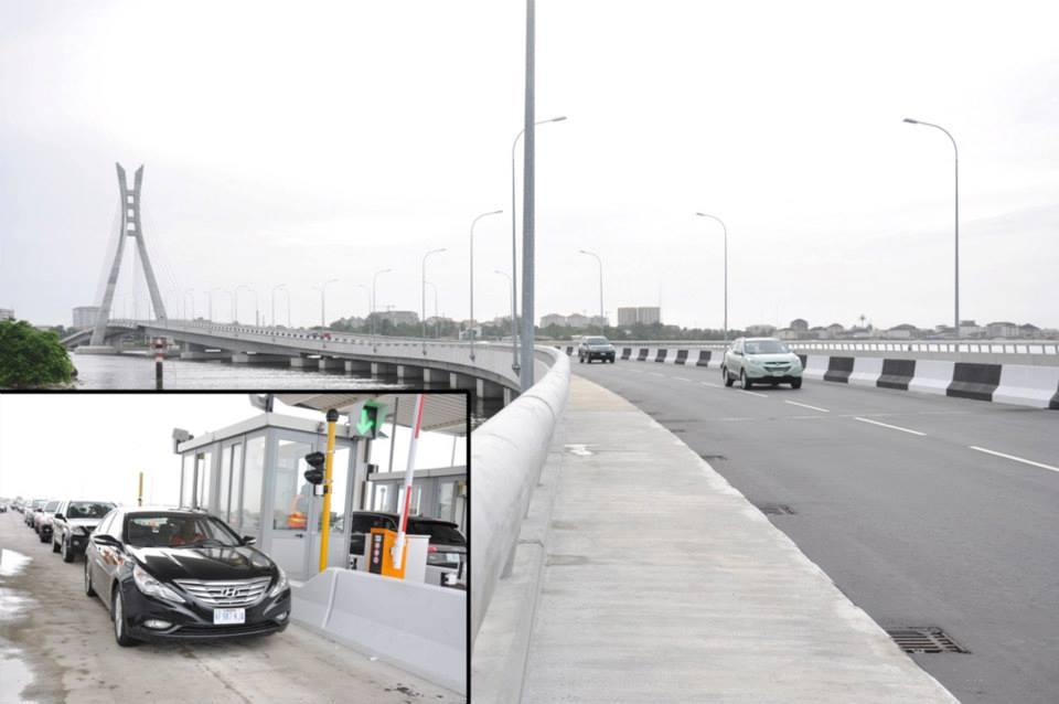 New toll roads in Nigeria