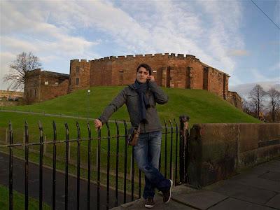 Castillo de Chester