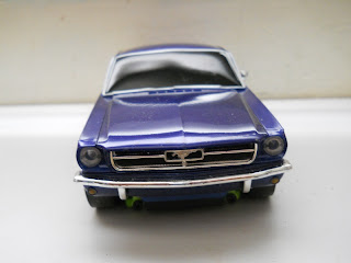 coche a radio control ford mustang