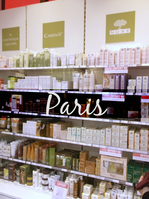 Paris beauty buys