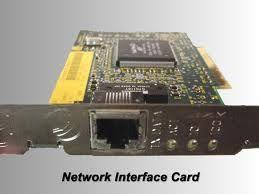LAN Card/Network Interface Card