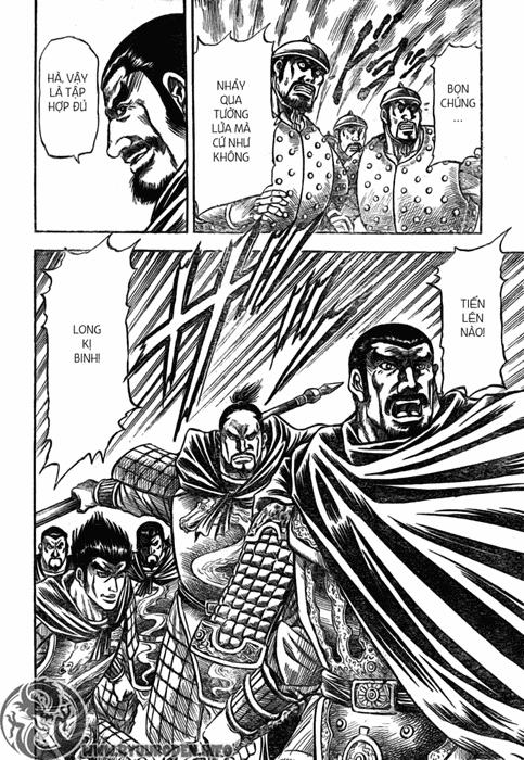 Chú Bé Rồng - Ryuuroden chap 191 - Trang 16