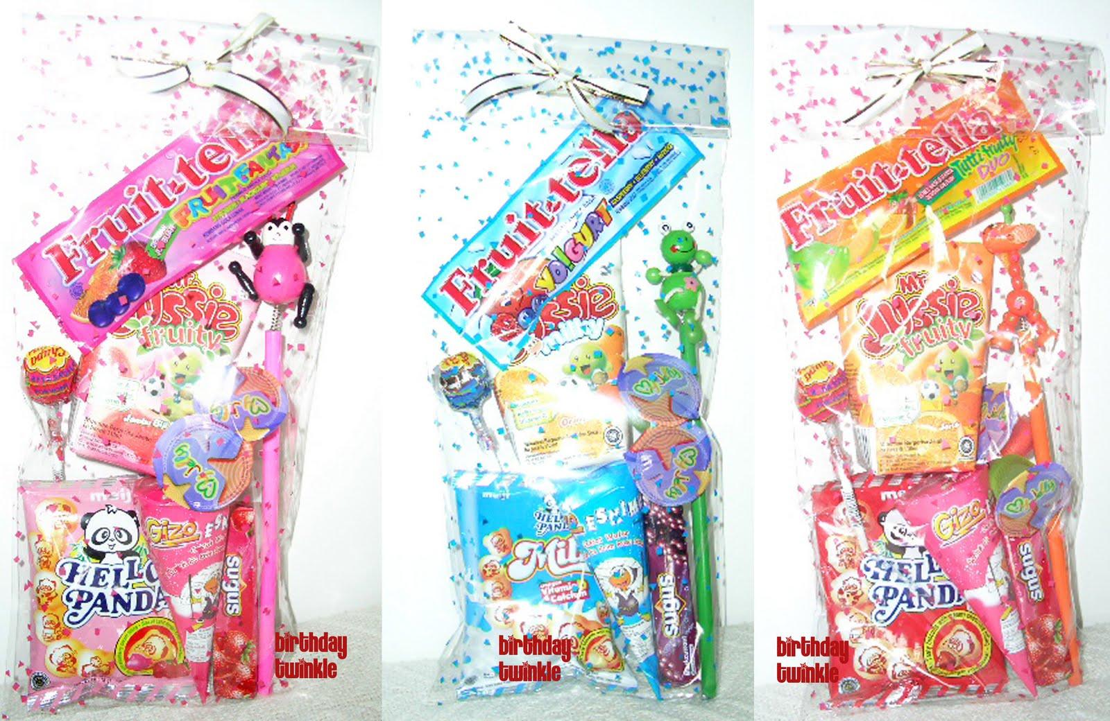 Home Snack Untuk Isi Goodie Bag Ultah