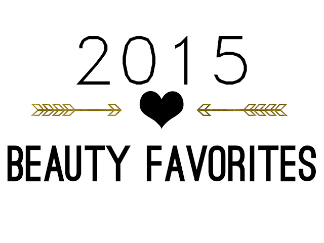 2015 Beauty Favorites || Blogmas