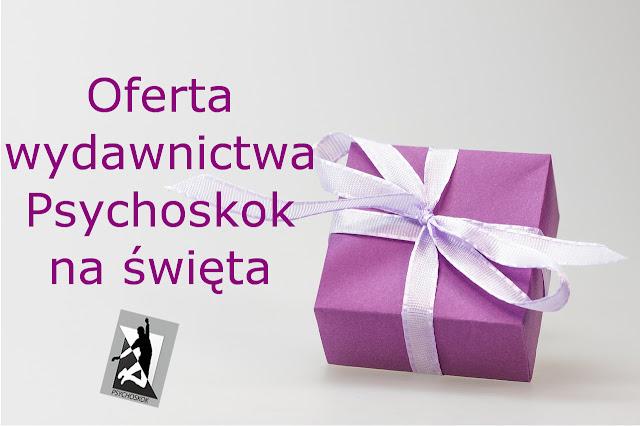 Świąteczno-noworoczna oferta wydawnictwa Psychoskok