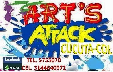Tienda de detalles y Arte Arts Attack