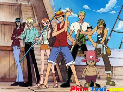 Phim Đảo Hải Tặc - One Piece 1999 [Trọn Bộ] Vietsub Online