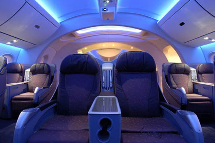 Pictures Pandora 2 Boeing 787