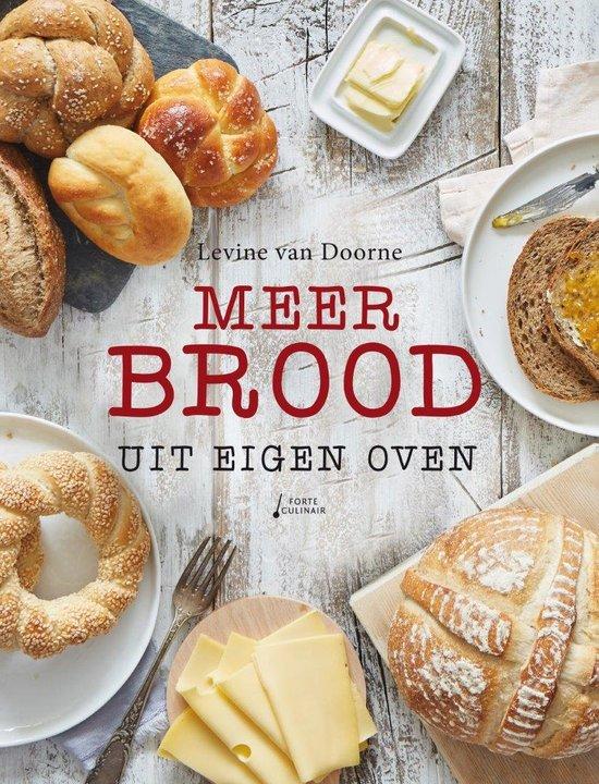 Mijn tweede boek Meer brood uit eigen oven is vanaf november overal te koop