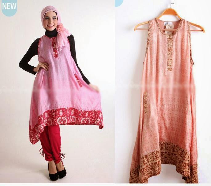 Gambar Baju Muslim Terbaru Remaja 5
