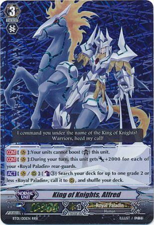 Cardfight Vanguard Deck Theory: Alfred/Ezzell Royal ...