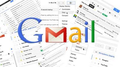Gmail puede almacenar hasta 25 mil contactos