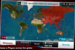 distruggi il mondo col virus letale