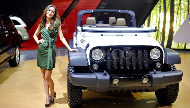 SPG Jeep IIMS 2014