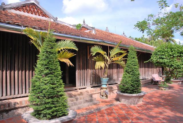 Ba Kiet ancienne maison, Cai Be