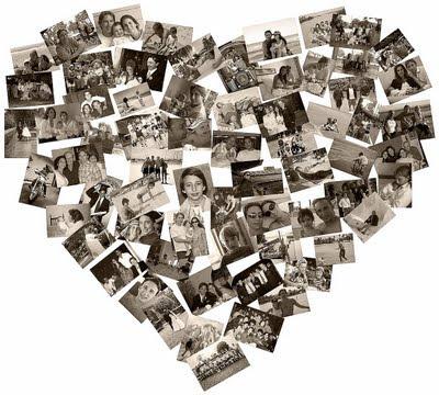 Nati online corazon para enmarcar for Enmarcar fotos online