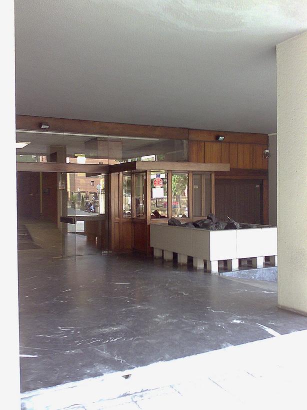 Edificio hunosa avenida de galicia oviedo arquitectura de oviedo 1850 2000 - Oficinas telecable oviedo ...