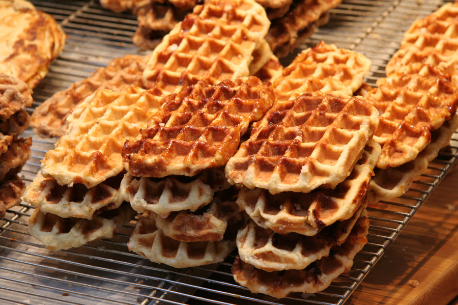 Penn Appétit: What makes a REAL Belgian waffle? And where ...