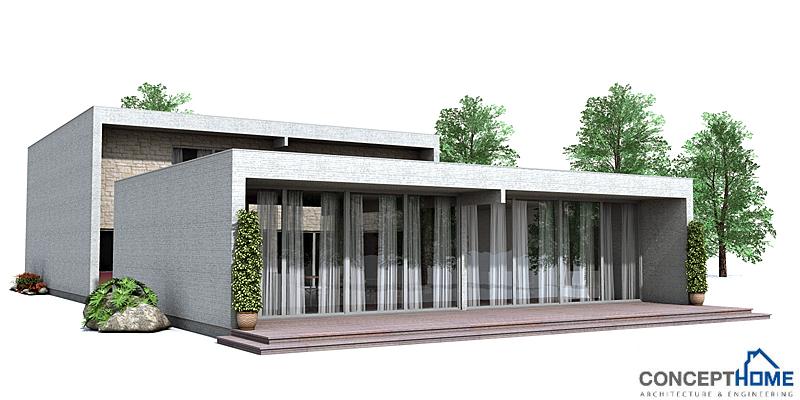 Australian house plans modern australian house plan ch113 for Modern australian house plans