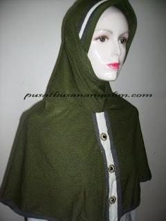 Model Jilbab Terbaru 2012