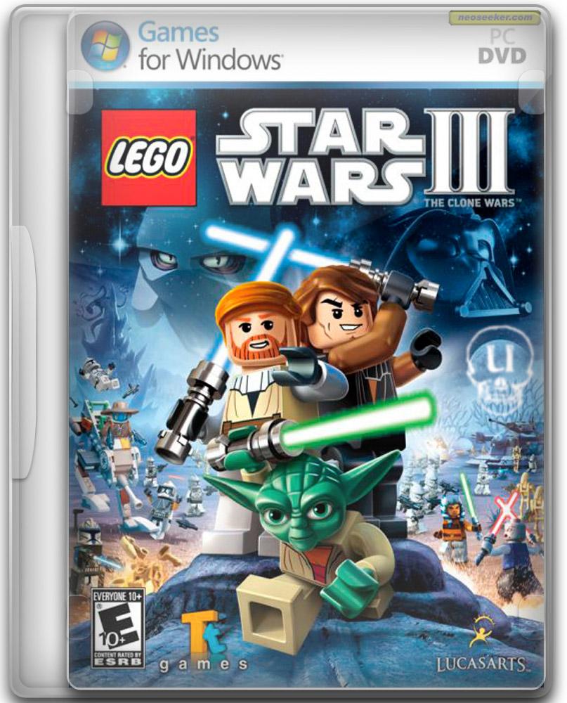 Lego star wars iii the clone wars 2011