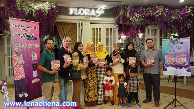 Majlis Ramah Mesra Bersama Warga Multi Goat's Milk