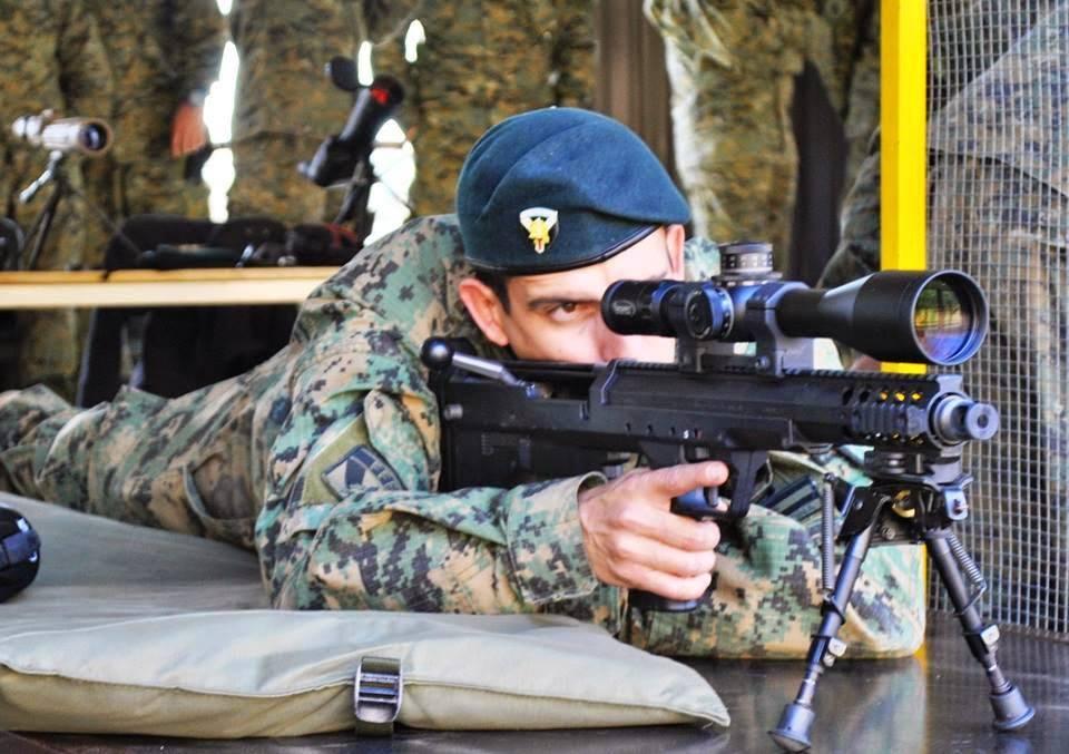 Compañía de Fuerzas Especiales 601 Ejército Argentino