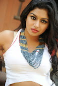 Akshida Hot Photos from Yuddam Movie Song shooting spot-thumbnail-20