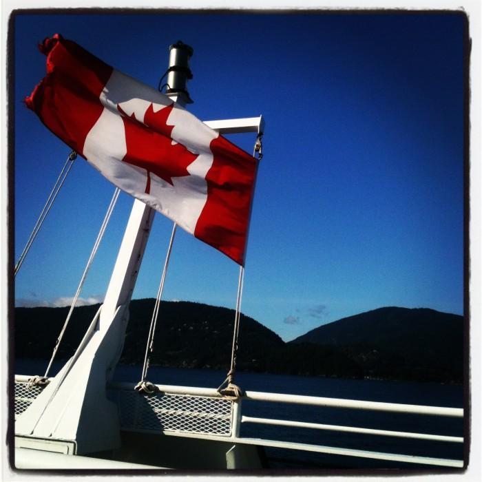 BC Ferries to Bowen Island