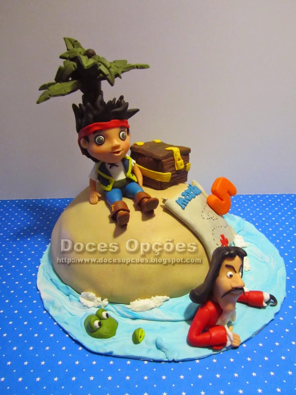 disney jake cake