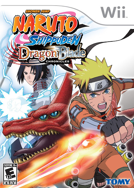 Game Naruto Shippuden Dragon Blade Chronicles 2011