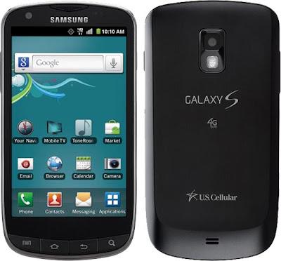 Samsung Galaxy S Aviator