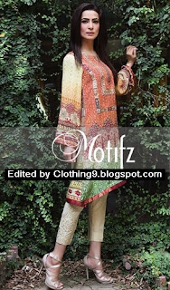 MOTIFZ DIGITAL PRINTED TUNICS