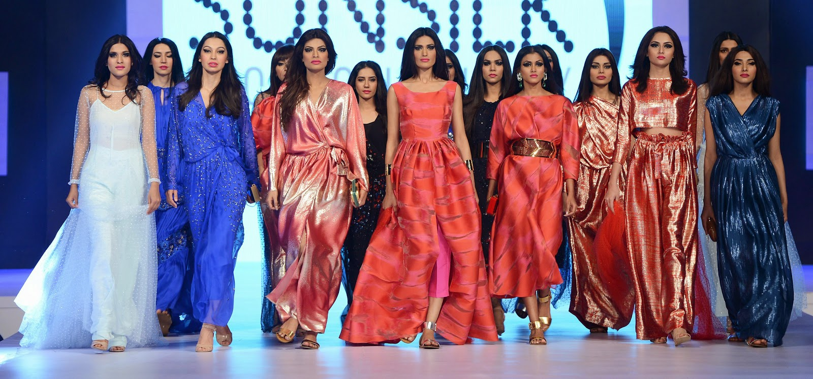 Muse at PFDC Sunsilk Fashion Week 2014