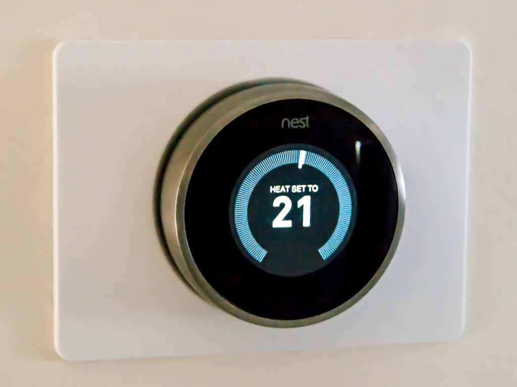 Sustainable Adventure The Nest Thermostat