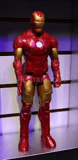 Hasbro 2013 Toy Fair Display Pictures - Titan Heroes - Iron Man