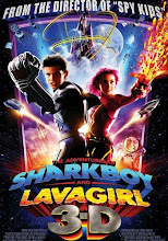 sharkboy y lava girls