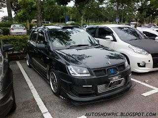 Saga BLM Subaru Impreza Ver 9 Chargespeed Bodykit