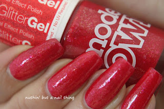 Models Own Glitter Gel Collection Red Carpet