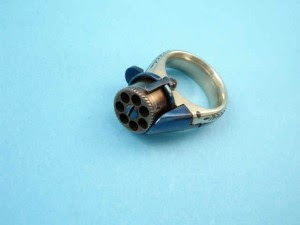 5 shot ring pistol