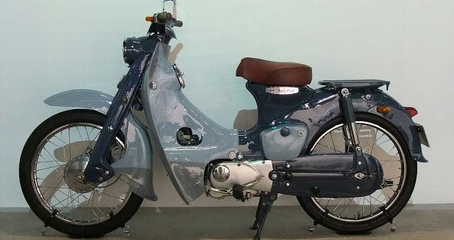 Η ιστορία του Χόντα και το 50άρι παπάκι Honda