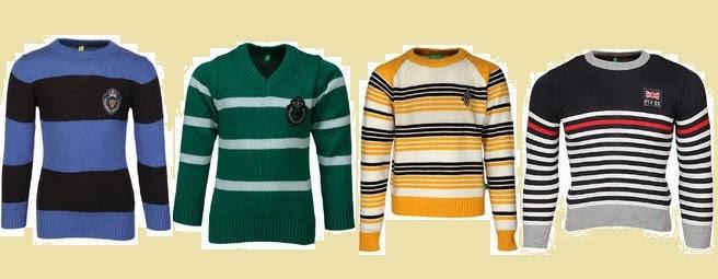 Gini & Jony boys sweaters