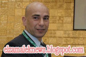 حسام حسن المدير الفني لنادي الإتحاد السكندري