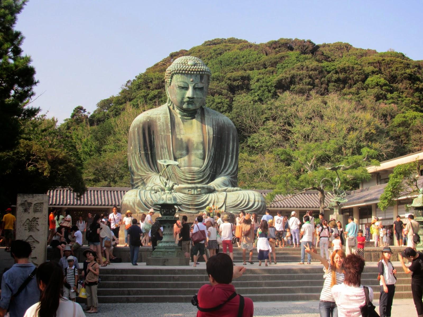El Gran Buda (Daibutsu)
