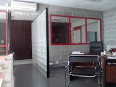 Oficinas-exposición de Nave industrial (2001)